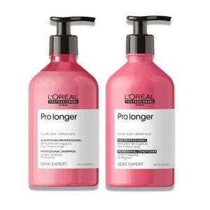 Pro Longer Shampoo y Acondicionador
